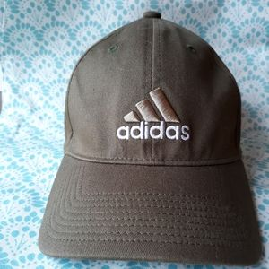 Addidas hunter green Climalite Baseball Hat